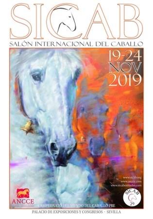 SICAB CELEBRA DEL 19 AL 24 DE NOVIEMBRE SU 29ª EDICIÓN EN SEVILLA COMO PRINCIPAL EVENTO MUNDIAL DEL CABALLO DE PURA RAZA ESPAÑOLA