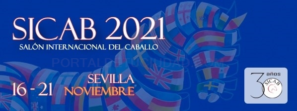 Fecha oficial 30 edición SICAB 2021