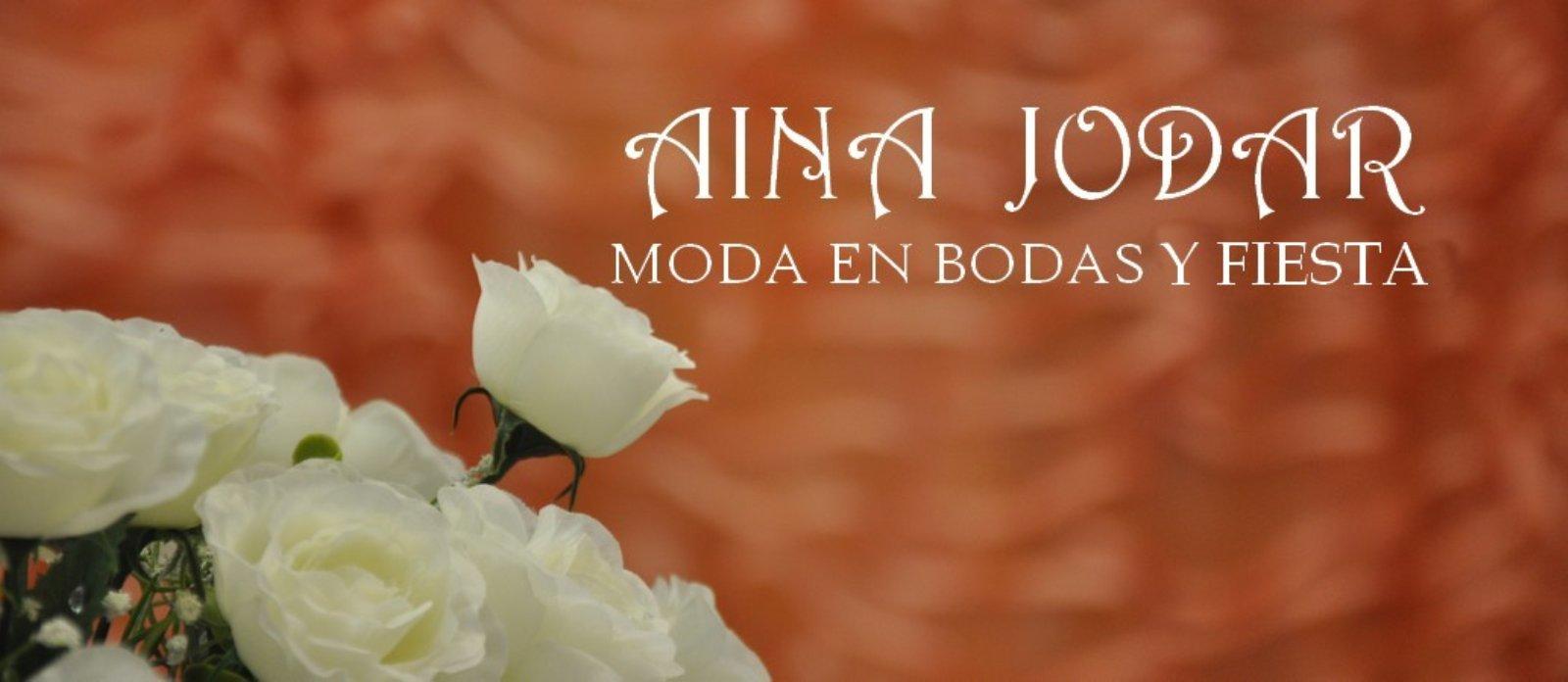 Aina Jodar  Trajes Bodas Gitanas, trajes de boda