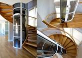 ascensor con plataforma en casa,  Homelift in Palma