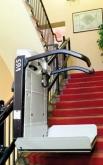 salva escaleras en palma de Mallorca, sillas sube escaleras, elevadores para escaleras,