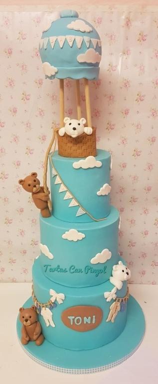 tartas para niños en palma