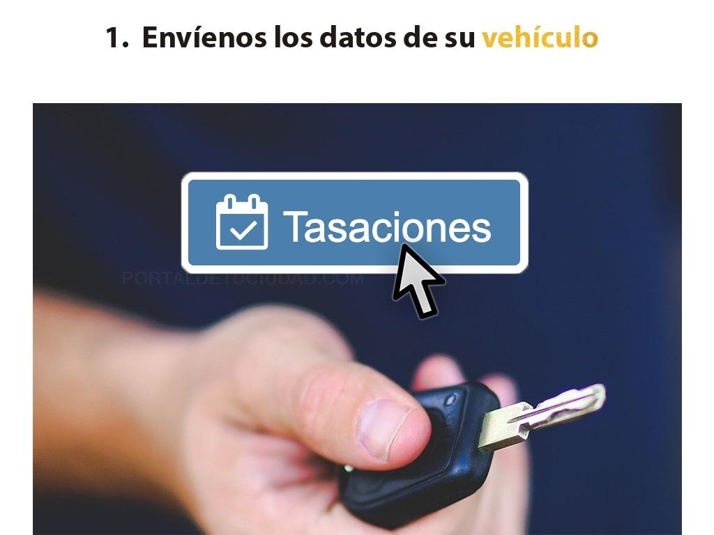 Tasación de vehículos Palma
