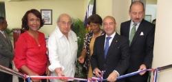 El vicepresidente Antonio Gómez ha inaugurado el centro de formación turística 'Santo Socorro'