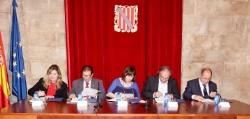 El Govern, la UIB y el IB-SALUT firman el convenio de financiación de los estudios de grado en Medicina en las Illes Balears