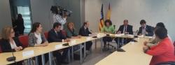 El Govern y el Ministerio de Empleo y Seguridad Social firman un convenio para seguir avanzando en la calidad del empleo