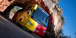 El servicio de buses interurbanos del aeropuerto, el Aerotib, empieza a funcionar el próximo 3 de mayo
