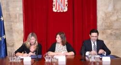 La Fundación Amancio Ortega Gaona dona 5 millones de euros para la adquisición de equipos oncológicos en los hospitales públicos de las Illes Balears