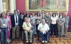 El Parlamento aprueba por unanimidad la Ley de Accesibilidad Universal