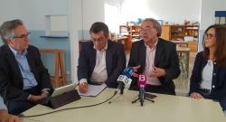 SON QUINT Y PINTOR JOAN MIRO DE PALMA, PRIMEROS CENTROS PUBLICOS CON INFANTIL, PRIMARIA Y ESO
