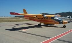 Desaparecido un avión de extinción de incendios forestales al norte de Mallorca