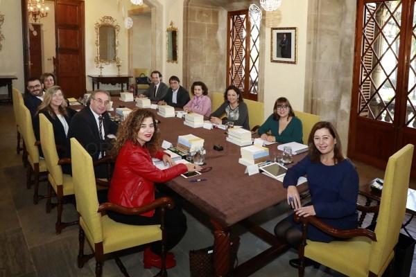 EL GOVERN SOLICITA AL PARLAMENT LA CONVOCATORIA DE SESIONES EXTRAORDINARIAS A PARTIR DEL 15 DE JUNIO