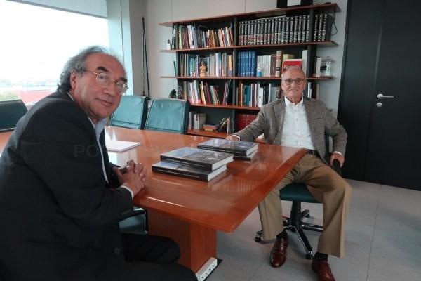 """Bartomeu Rotger ha donado 300 ejemplares del libro """"Memoria, 75 Años de Educación en las Islas Baleares"""""""