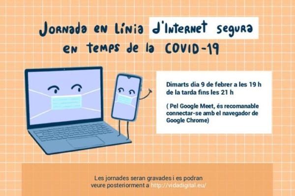 Educació se suma als actes de celebració del Dia d'Internet Segura