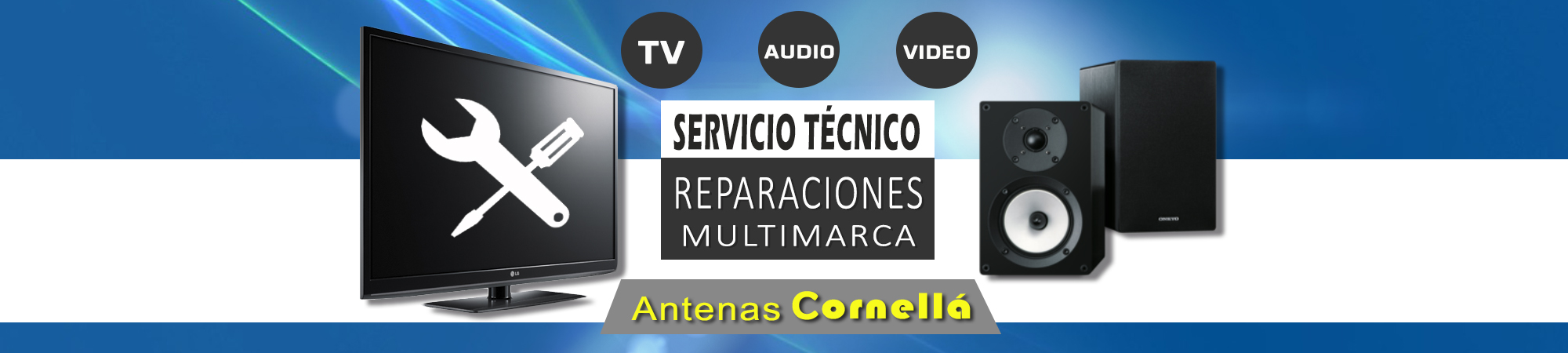 reparacion antena tv cornella baix llobregat, tvdigital cornella baix llobregat,