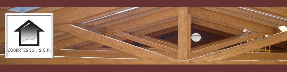 cubiertas de madera girona igualada baix llobregat, porches de madera barcelona igualada,