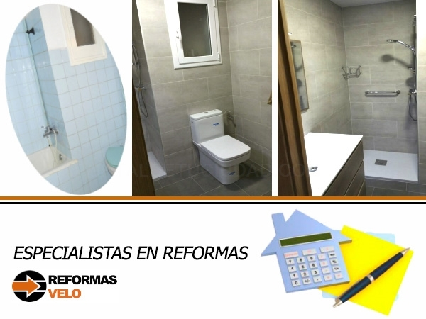 Galer a de fotos reformas velo obras y reformas - Empresas de reformas barcelona ...