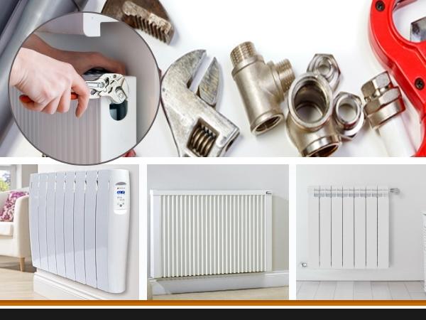 reparación radiadores calefacción en Cornella,