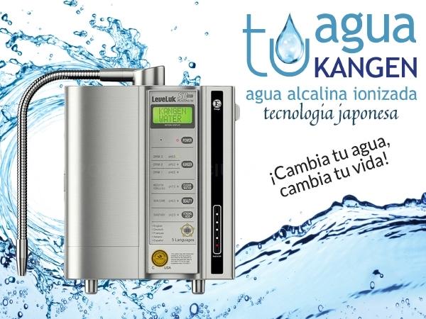 aparato filtrar agua kangen Cornella,