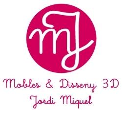 Mobles Disseny 3D Jordi-Antiguo vendedor de Muebles Jimeno
