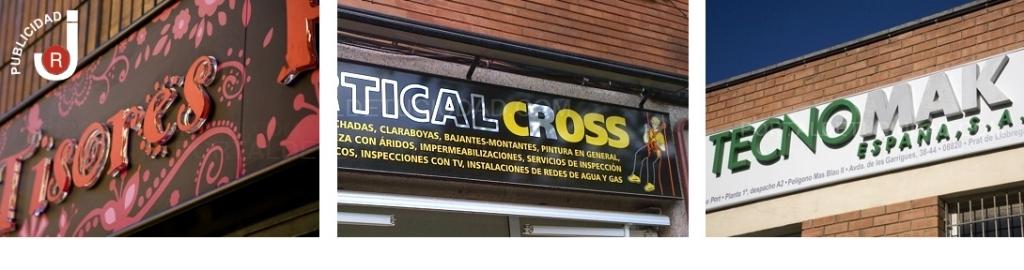 servicios montajes publicitarios L'Hospitalet Baix Llobregat Barcelona