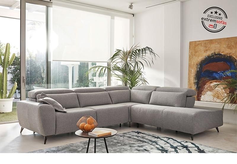 complemento puffs sofas, sillón articulado eléctrico,