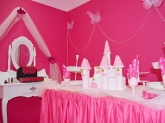 magic princess spa barcelona, Parques infantiles