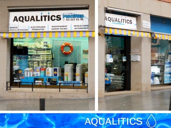 Aqualitics, Mantenimiento piscinas Hospitalet de Llobregat
