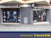 cctv cornella baix llobregat, instalacion antenas tv cornella baix llobregat