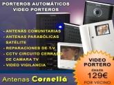 antenas television cornella baix llobregat, distribuidor oficial ALCAD baix llobregat,