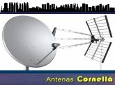 antena parabolica tv cornella baix llobregat, antenista en Cornella de Llobregat