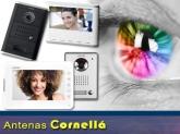 video porteros cornella baix llobregat, antenas TDT con LTE-4G cornella baix llobregat