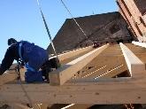 cubiertas de madera girona igualada baix llobregat,  porches de madera barcelona igualada