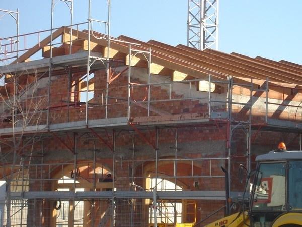 COBERTES SG Trabajos de madera y colocación de tejas