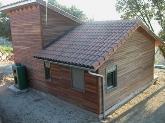 pergolas de madera girona igualada baix llobregat, tejado de madera barcelona igualada,
