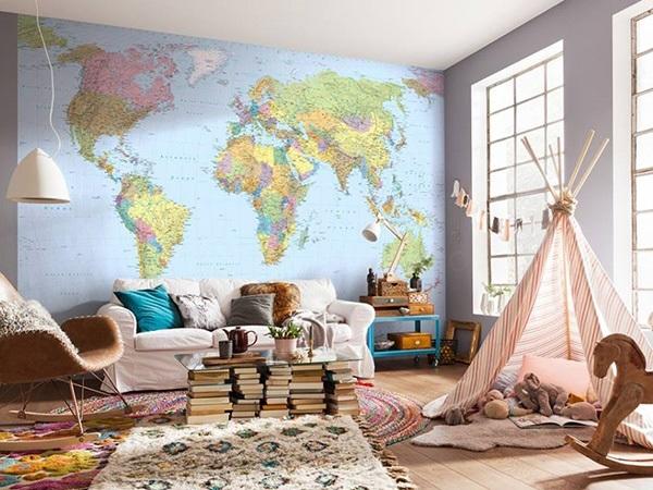 Fotomurales para paredes affordable fotomurales de for Fotomurales decorativos