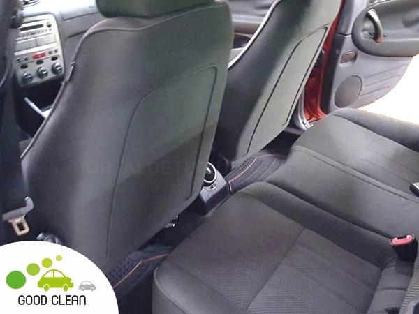 limpieza manchas tapicería asientos coches Baix Llobregat,