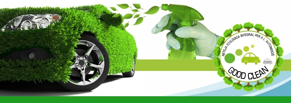 limpieza coches a mano ecológica Sant Just Desvern,