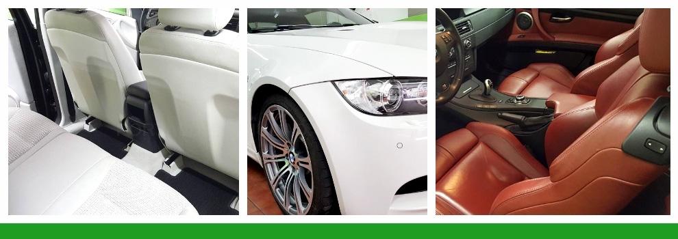 limpieza coches a mano ecológica Viladecans,