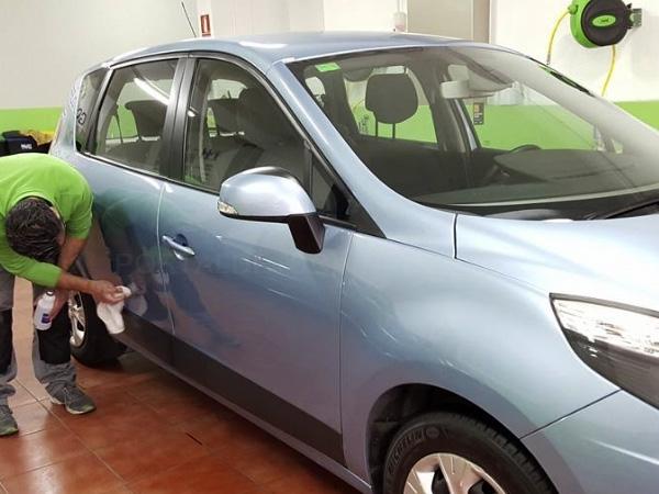 especialistas profesionales limpieza motor coches,