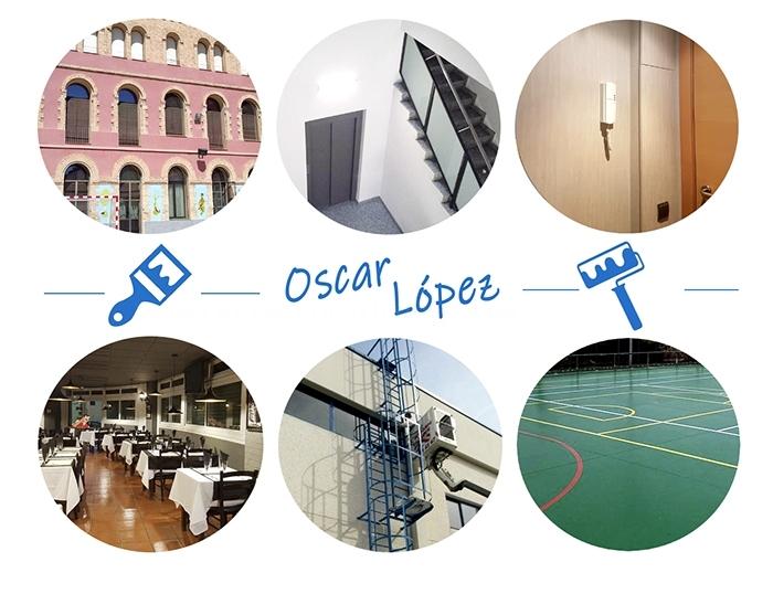 servicio de pintura empresas comercios Baix Llobregat