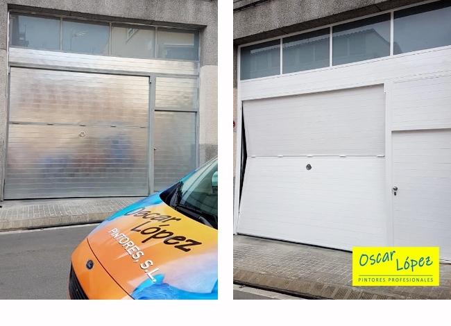 pintar parkings comunidades vecinos Baix Llobregat