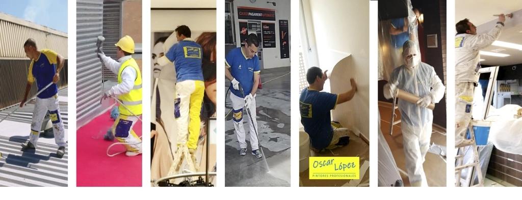 empresa profesional pintores Bages Manresa