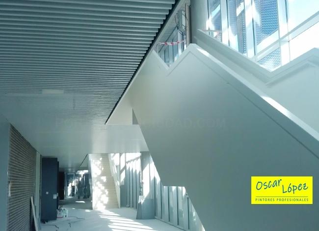 técnicas pintura interiores Abrera Collbató Esparreguera