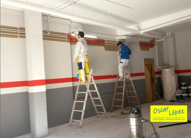 pintura mantenimiento industrial Barcelona Baix Llobregat