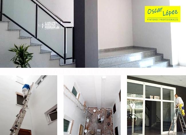 servicios pintores comunidades vecinos Manresa Igualada