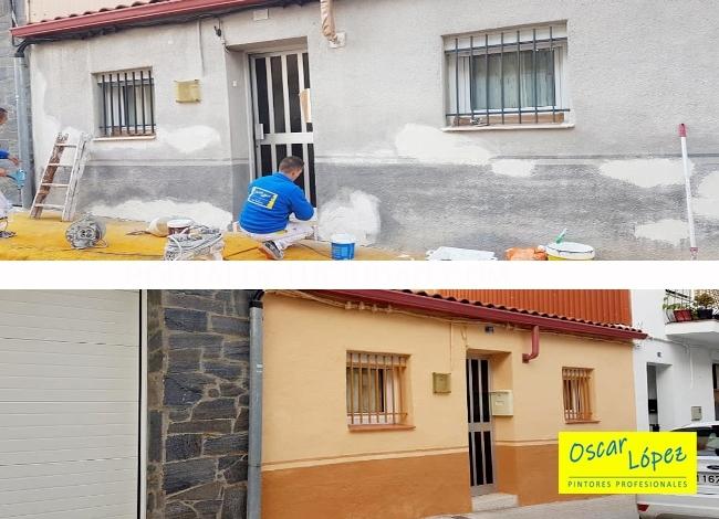 pintura rehabilitación fachadas Baix Llobregat