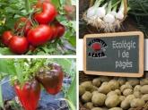 frutas y verduras BIO baix llobregat,  productos ecologicos barcelona baix llobregat