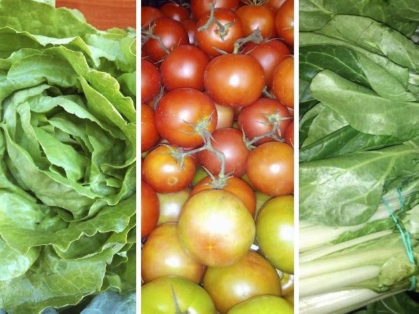 verduras vegelales hortalizas eco en Cornellá,