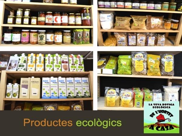 tienda produtos ecológicos en Cornellá,